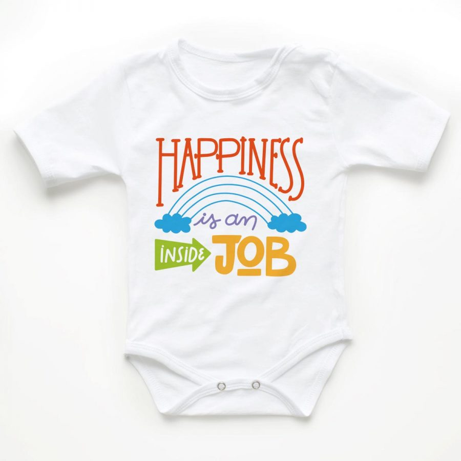 Tricouri familie be positive Happiness 5