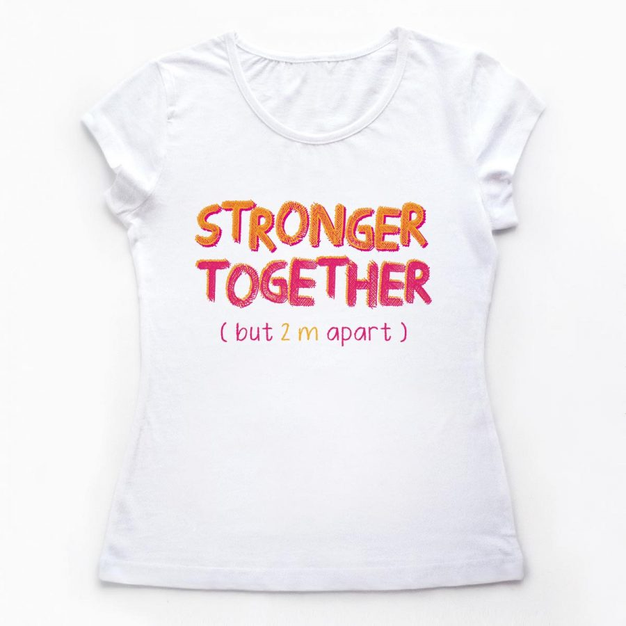 Tricouri familie be positive Stronger 5
