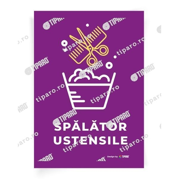 Stickere preventie salon Spalator 3
