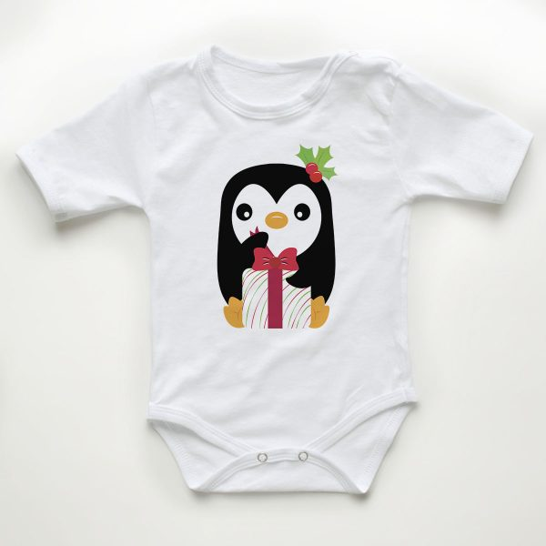 Body copil Penguin Family