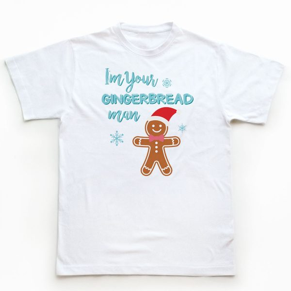 Tricou barbati Gingerbread Love