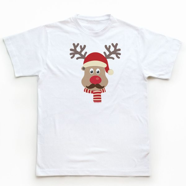Tricou barbati Red Nose