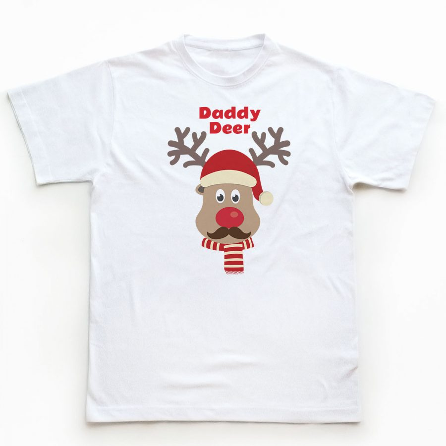 Tricou barbati Red Nose Family