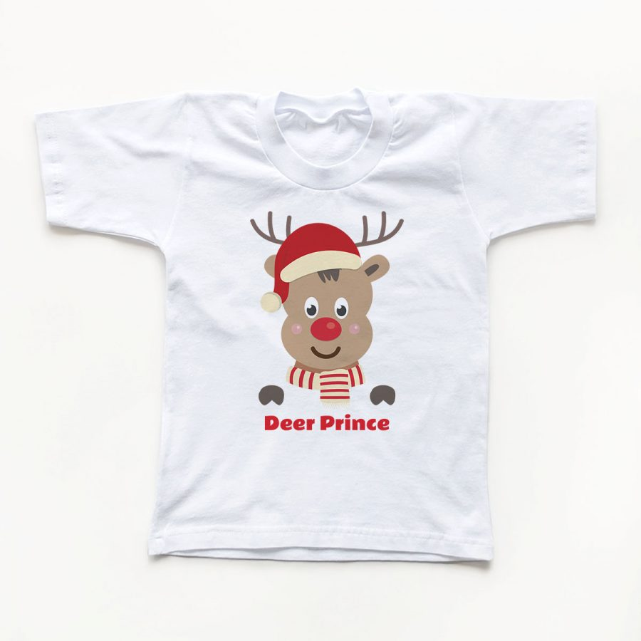 Tricou copil Red Nose Family