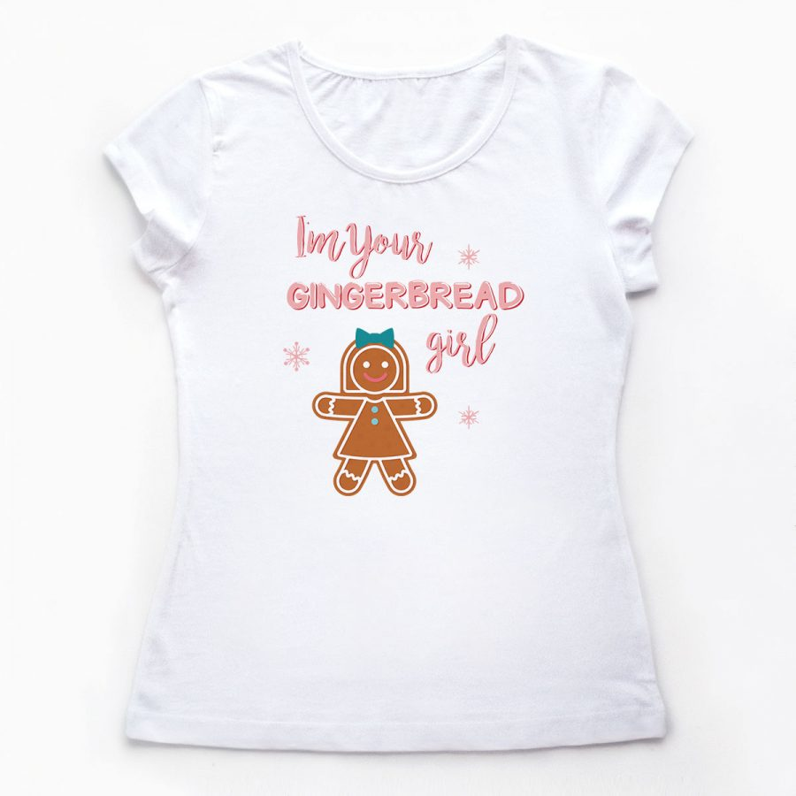 Tricou femei Gingerbread Love