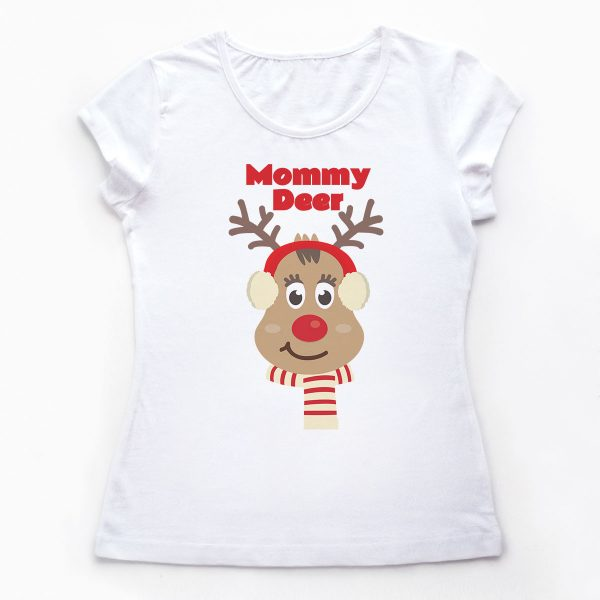 Tricou femei Red Nose Family