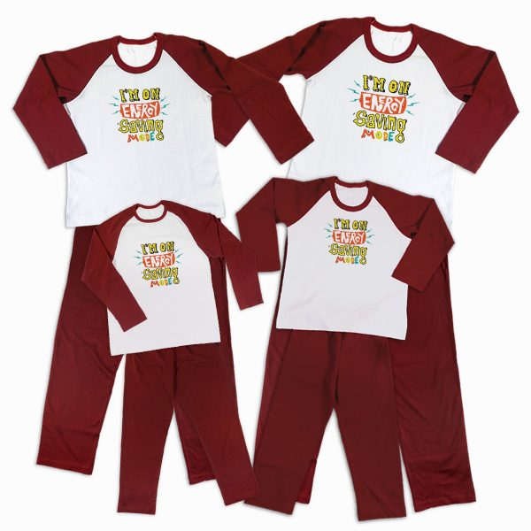 Pijamale Personalizate Familie Saving Mode 3 1